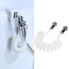 Гибкий Душевой шланг для воды сантехника Туалет Биде опрыскиватель телефонная линия водопроводный шланг
