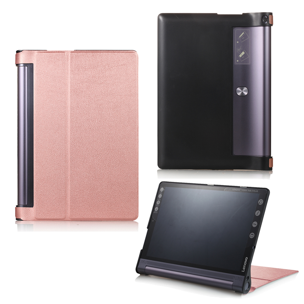 For Lenovo Yoga Tab 3 Pro 10.1 X90F Tablet Case Stand Pu Leather Cover For Lenovo Yoga Tab 3 Plus YT-X703 Tab3 Pro YT3-X90F X90L