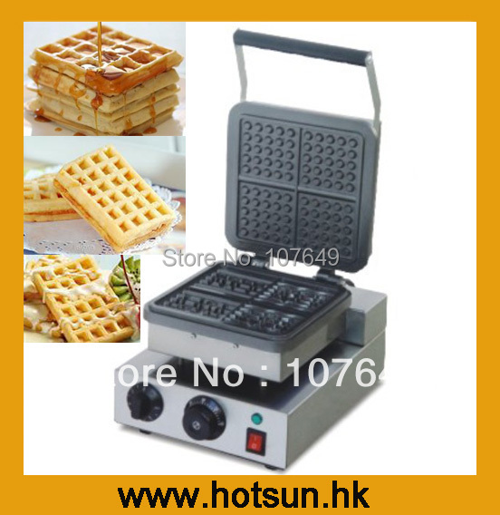 110V 220V Electric Belgian Liege Waffle Maker Machine Baker 110v 220v electric belgian liege waffle baker maker machine iron page 3