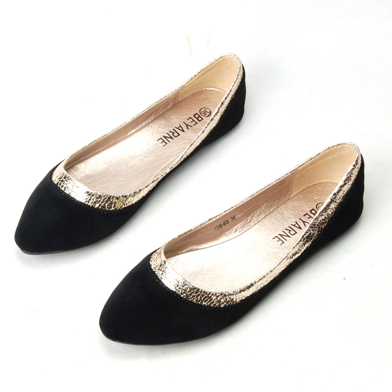 Closed Toe Spring Shoes