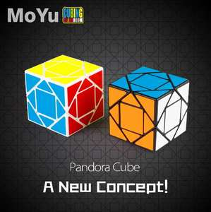 Ling Qi Cheng Magic Cube Speed Puzzle