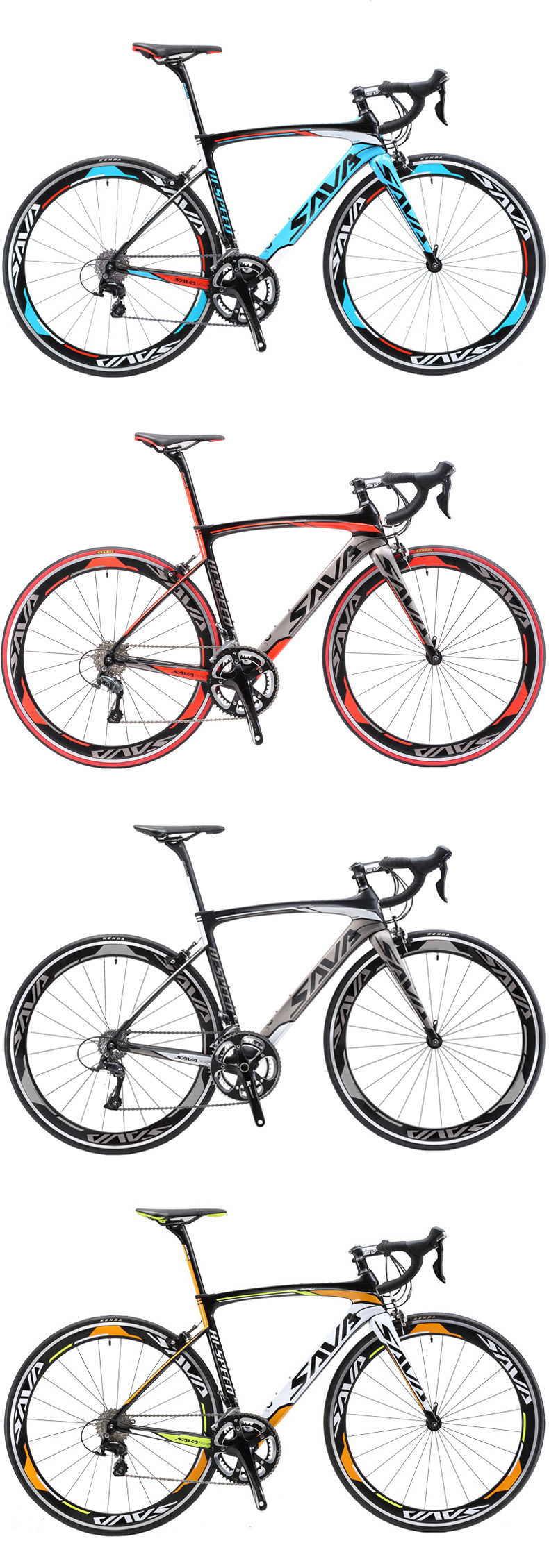 HTB1jcC br3XS1JjSZFFq6AvupXaj SAVA Road Bike 700C Carbon Road Bike T700 Carbon Frame+fork Bicycle Road Speed Bike Racing with SHIMANO SORA bicicleta carretera