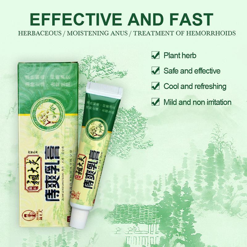 Beauty & Health Zudaifu Ointment Powerful Hemorrhoids Cream Internal Hemorrhoids Musk Anus Prolapse Anal Fissure Bowel Bleeding Cream 15g A Wide Selection Of Colours And Designs