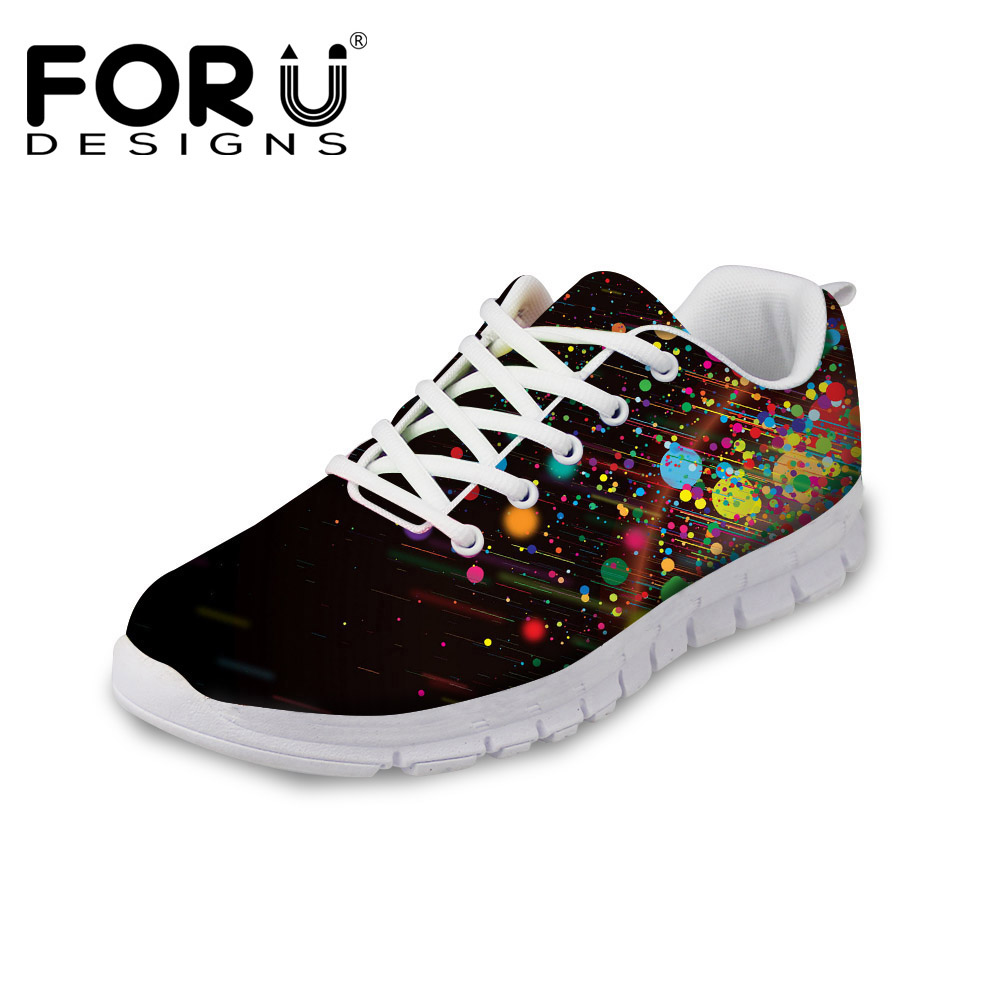 FORUDESIGNS Flats Shoes Women 2017 Autumn Casual Shoes Breathable Comfortable Flat Shoes for Woman Ladies Lace-up Leisure Shoe 7ipupas hot selling fashion women shoes women casual shoes comfortable damping eva soles flat platform shoe for all season flats