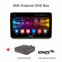 10.1 inch Android 6.0 Octa Core 2GB RAM+32GB ROM Car DVD Player for Honda Vezel 2015-2017 GPS Radio Stereo With DVD BOX