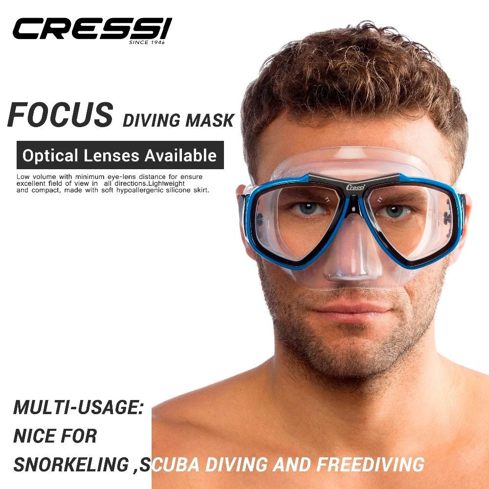 Clear//Clear Cressi Focus