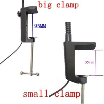 led gooseneck clamp light