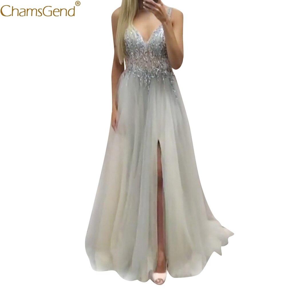 Sling Cross Wedding V-Neck mermaid wedding dress beach Hollow Lace Dress dresses woman party night Mar