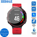 For Garmin Forerunner Series 220 225 230 235 620 630 Smart Watch Tempered Glass Screen Protector Safety Protective Film 9H