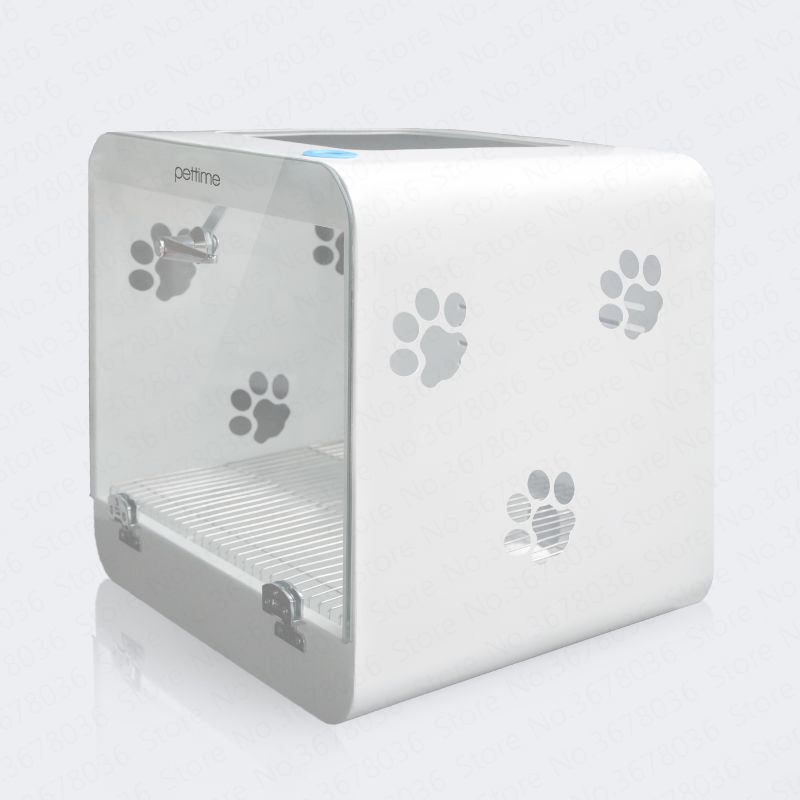 Automatic Silent Pet Drying Box Dog Hair Dryer Large Dog Cat Dryer Teddy Blowing Machine Cat Water Blowing Machine Hair Dryer