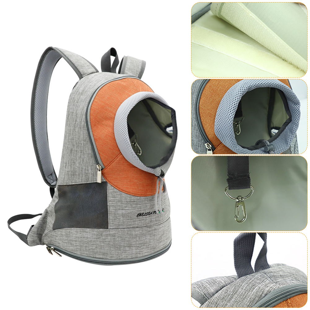 Outdoor Travel Dog Backpack Carrier 11