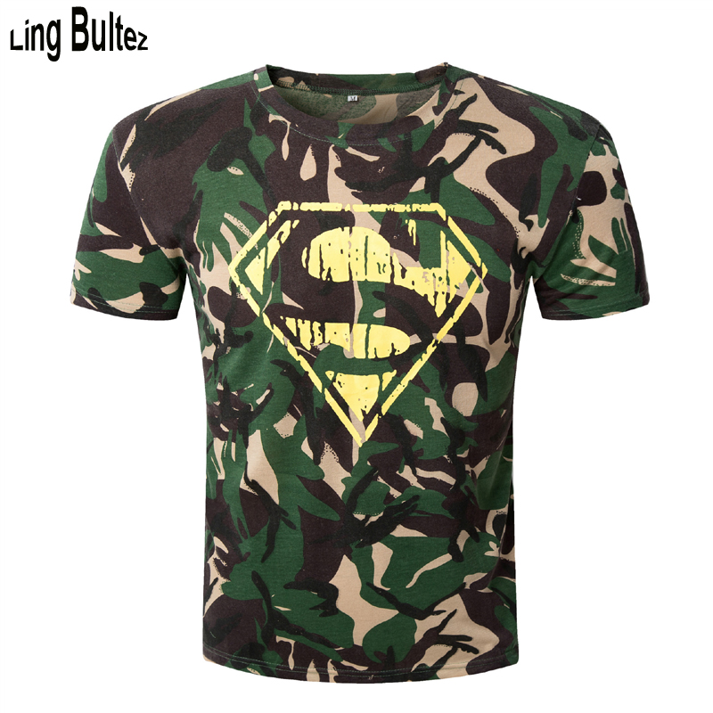 Ling Bultez New Compression Shirts Superman 3D Printed T shirts Men NEW Crossfit Tops For Male Fitness BodyBuilding Clothing