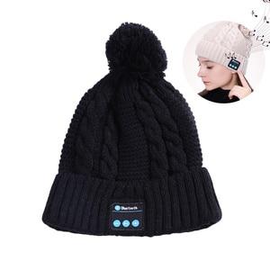 Fashion Beanie Hat Cap Wireles