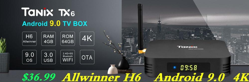 ̿̿̿(•̪ )2019 Android 9 0 TV Box A5X MAX 4GB RAM 32GB ROM RK3328 Quad