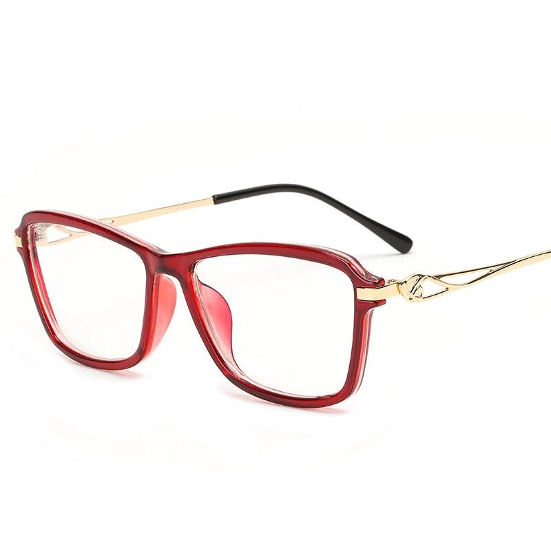 Laura Fairy New Brand Design Eyeglass Frame Men Women Multi Color ...