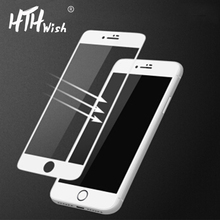 5D for iphone glass screen protector Full front on the iPhone X/8/7Plus