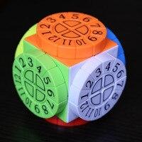 Megaminx Cube Professional For Magic Cube Speed Fidgetget Cube Puzzle Oyuncak Rubike Cubo Children Educational Adultgames Toy