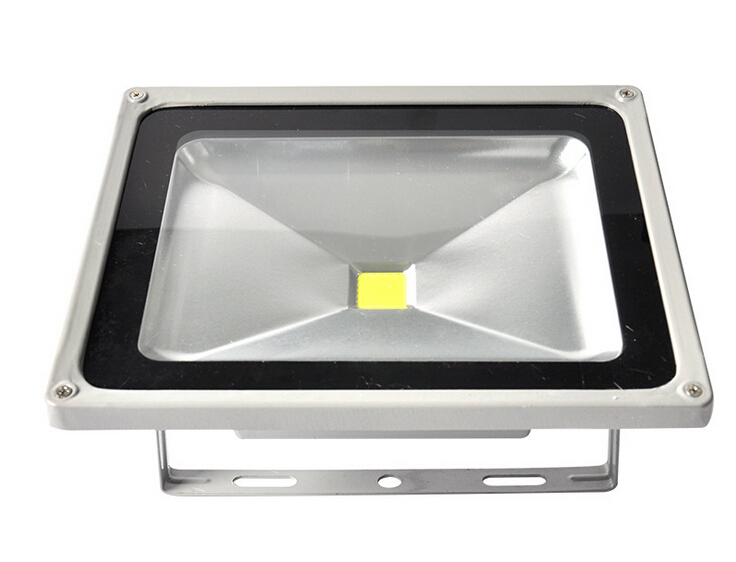 ФОТО Free Shipping 50W projecteur led exterieur spotlight outdoor lighting Warm Cold White LED Flood Light Outdoor Waterproof IP65