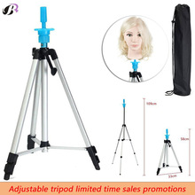 Get more info on the High Quality Aluminum Alloy Mannequin Training Head Tripod Mannequin Head Holder Training Head Stand Clamp Mannequin Head Tripod