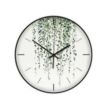 Modern Wall Clock Home European Decor 12 Inch Wall Clock Digital Silent Kitchen Watch Big Electronic Nordic Design Antique 40B38 цена и фото