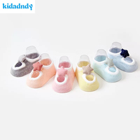 6 Pairs/Lot Cartoon Unisex Newborn Baby Socks Anti Slip Rubber Sole Socks for Girls/boys Cotton Toddler Baby Socks Lot