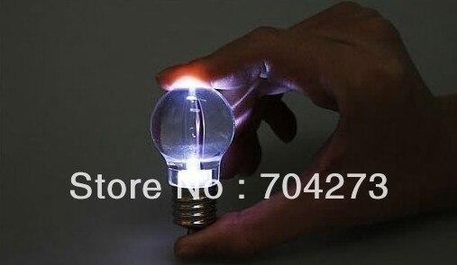100pcs/led bulb keychain/bulb key lamp/Mini led bulb/led gifts+free shipping by chinese post parcel