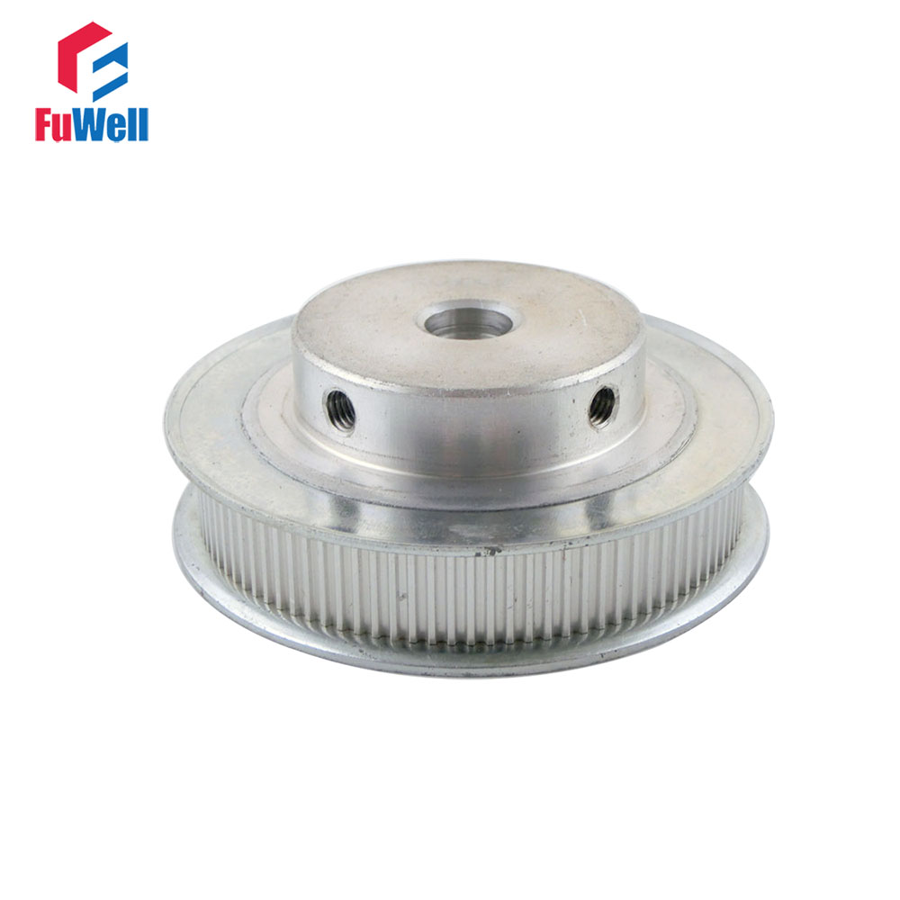 8M Timing Belt Pulley 32 Teeth,Keyless Locking 18-30mm Hole,32mm Teeth Width