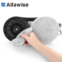 2018 Newarrival Alfawise S60 Window Cleaner Cleaning Pad Mopping Cloth For Robot Vacuum Cleaner Window Robot