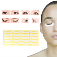 1000Pair Paper Patches Under Eye Pads Kit Sticker Grafting Tool Cosmetics Eyelid False Eyelash Extension Supplies