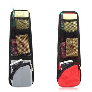 Image 4 - רכב ארגונית חזור חפצים תיק עבור Stowing לסדר אוטומטי מושב צד תיק תליית כיס שקיות ניילון ושונות מחזיק רכב  סטיילינג