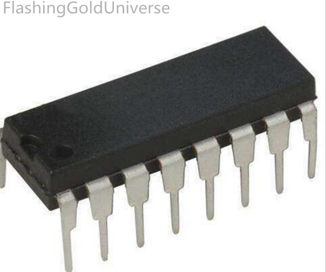 Free Shipping 100PCS UC3825N UC3825 DIP 16 New original