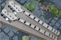 HOT Wholesale 20 Fret Neck 4 Strings F Bass Neck Maple With Tuning Keys Free Shipping