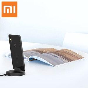 Image 2 - Xiaomi Panki cep telefonu stentleri Tip c 18 W Hızlı şarj tutucular Masaüstü telefon tutucu destek en samsung için şarj Huawei