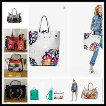 06c441460b82 2019 модные испанского бренда desiguers сумка винтажная парусиновая плечо  крест сумки тело женщины плеча сумки(