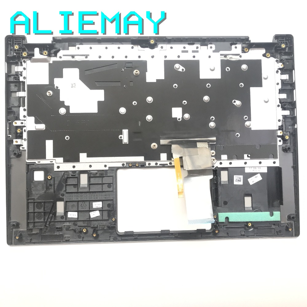 Brand new original backlight US keyboard for LENOVO YOGA520-14 YOGA520 14inch replace keyboard palmrest top cover type FP