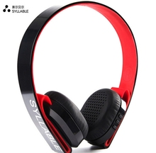 SYLLABLE G600 Wireless Bluetooth Headset with Mic Stereo HiFi Music Headphone Earphone Smart Calling for iPhone 6S Plus Samsung
