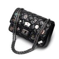 Designer frauen handtasche berühmte marke Japan und Korea Damen ledertasche Hohe qualität frauen messenger bags brief dekoration tote