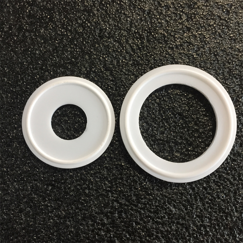"""1/2"""" to 12""""  Tri Clamp PTFE Gasket Sealing Washer Spacer Fit for Pipe Fitting 1 piece"""