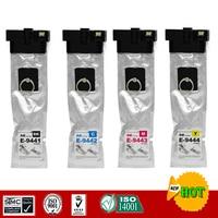 Pigment Tinte Patronen T9441 T9442 T9443 T9444  Für Epson WF-C5210DW WF-C5290DW WF-C5710DWF WF-C5790D [Europa]