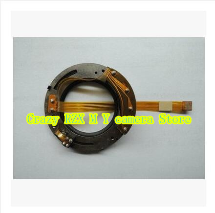 NEW Lens Aperture Group Flex Cable For Canon EF 24-70 mm 24-70mm f/2.8L USM camera repair parts image