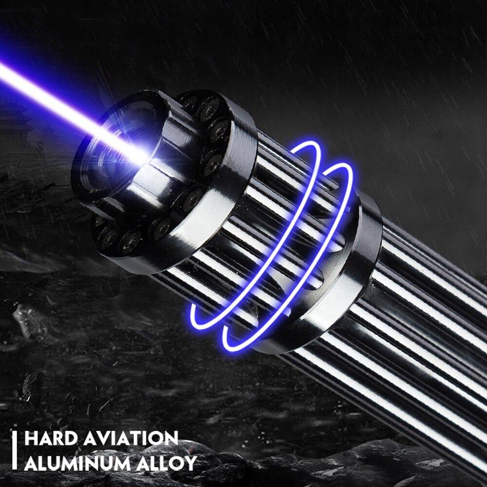 caca lazer tatico laser vista tocha 10000m focalizavel lanterna queimar 02