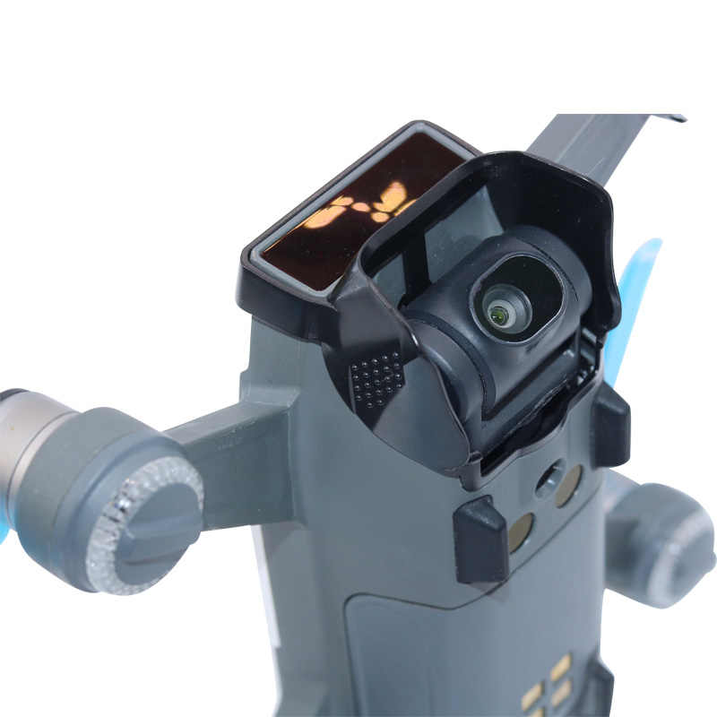 Camera Lens Sun Hood For DJI SPARK Drone Sunshade Anti-glare Gimbal Protector