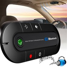 Wireless Handsfree Bluetooth Car Kit MP3 Player Multipoint Multipoint Speaker For Android&For IPhones Car Bluetooth Auto(China)
