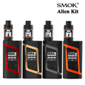Original smok kit con tfv8 alien 3 ml bebé tanque atomizador Vape y Aline 220 W Caja Mod Cigarrillo Electrónico kit de Inicio vaporizador