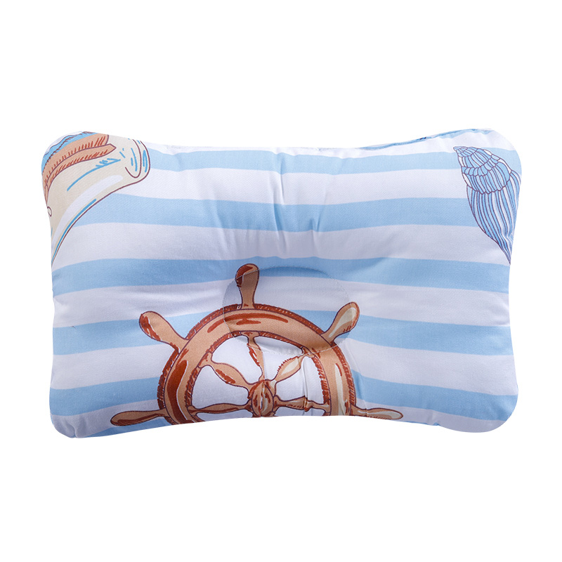 [Simfamily] новая Брендовая детская подушка для новорожденных, поддержка сна, вогнутая подушка, подушка для малышей, подушка для детей с плоской головкой, детская подушка - Цвет: NO13