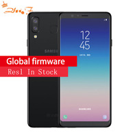 Samsung Galaxy Galaxy A9 G8858 4G LTE Mobile Phone 6.3 4GB RAM 64GB ROM Android 8.0 Dual Rear Camera 16MP+24MP Phone