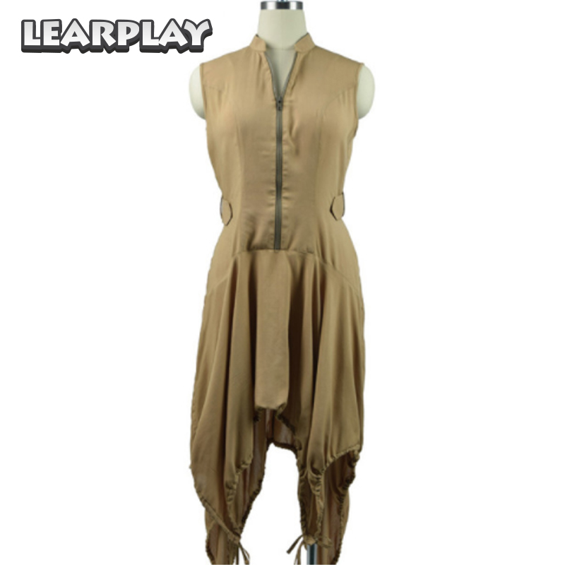 Doctor Who River Song Dress Cosplay Costume image