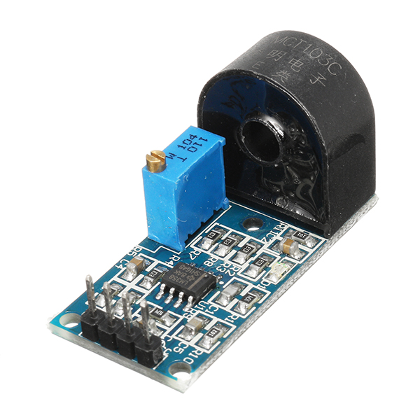 5A Range Single Phase Micro Current Transformer Module Current Sensor AC Active Output Onboard Precision For Arduino