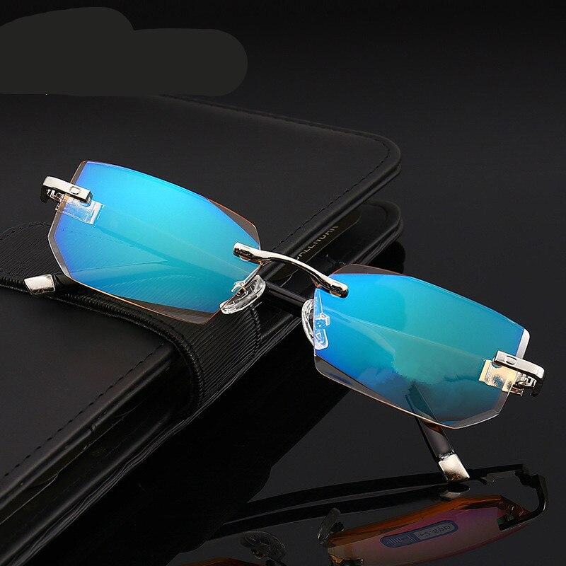 High Quality Reading Glasses Diamond Cutting Glasses clear Anti-fatigue Presbyopic Eyeglasses +1.0 +1.5 +2.0 +2.5 +3.0 +3.5 +4.0