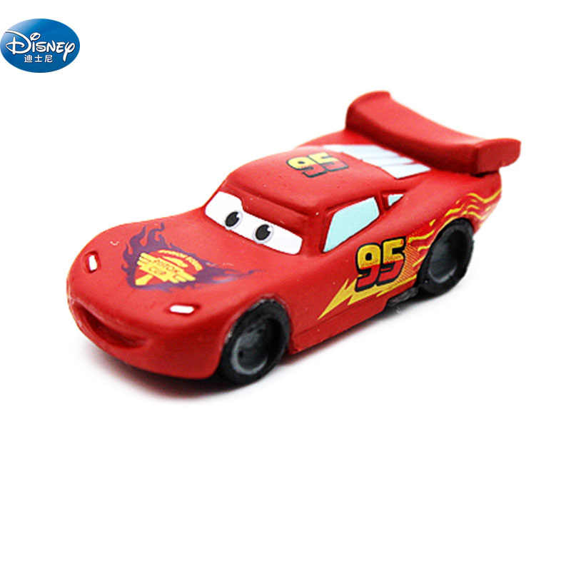 1 Pcs Set Cars Figures Toys Disney Plastic Cartoon Character